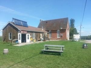 Church-Key Brewing building