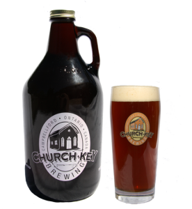 Church-Key Red